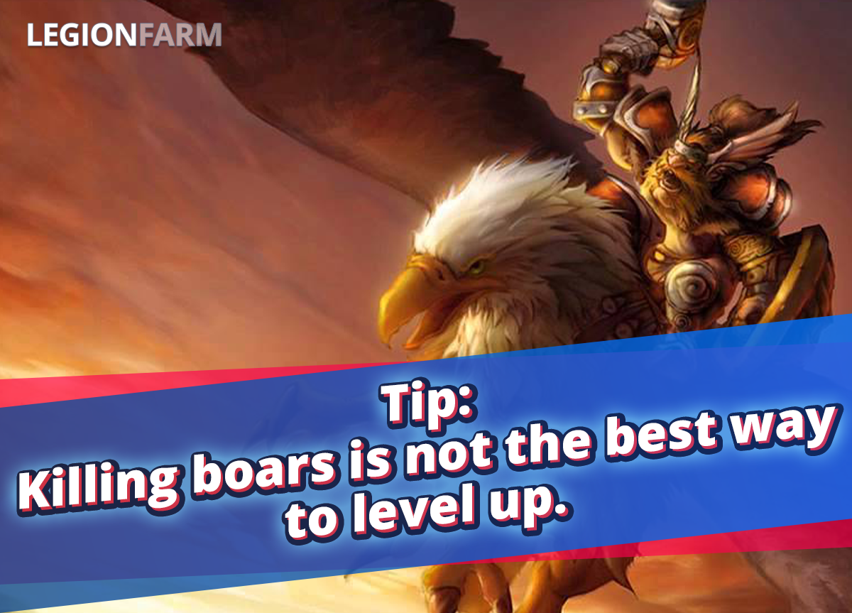 World of Warcraft: Classic leveling – You're doing it wrong!